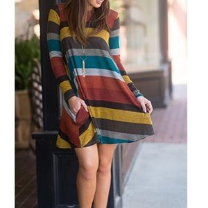 Super Cute Tunic/Dress- More size options